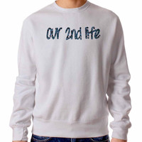 3 O2l 3460 Sweater Man and Sweater Woman