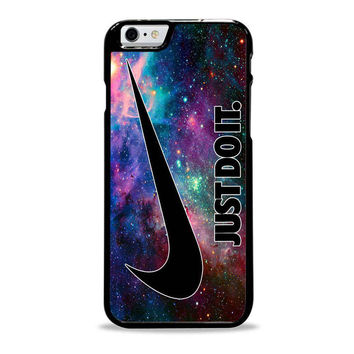 just do it nike galaxy nebula Iphone 6 Plus Cases
