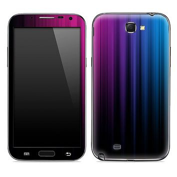 Neon Wave Skin for the Samsung Galaxy Note 1 or 2