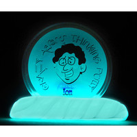 Crazy Aaron's Ion - Glow in the Dark Thinking Putty 2 inch Tin