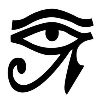 Eye Of Horus Decal