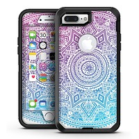 Tribal Ethnic Mandala v5 - iPhone 7 Plus/8 Plus OtterBox Case & Skin Kits