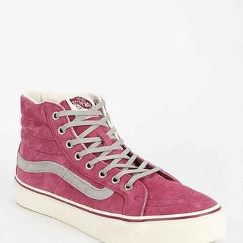 Vans Sk8-Hi Scotch Suede Women's