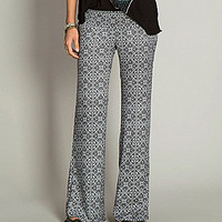 O'Neill Fauna Medallion-Print Pants - Black