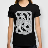 Serpentine 02. T-shirt by Three of the Possessed