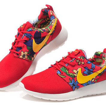 """NIKE"" Trending Fashion Printed Casual Sports Shoes"