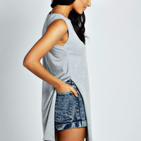 Lisa Split Side Tunic