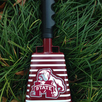 "Mississippi State University cowbell (8.5"" or 10"")"