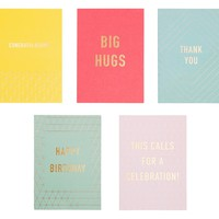 GREETING CARDS 10PK: INSPIRATION