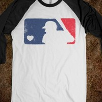 MLB Love Baseball Shirt