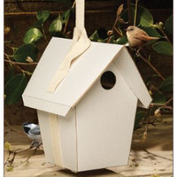 More Birdhouses & Feeders - TOTALLY GREEN BIRDHOUSE KIT