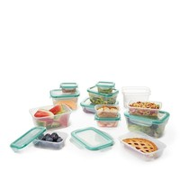 OXO 28-Piece SNAP Plastic Container Set