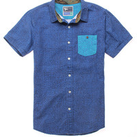 Modern Amusement Spotted Short Sleeve Woven Shirt at PacSun.com