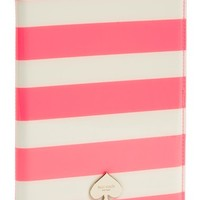 kate spade new york 'jane' stripe iPad mini case