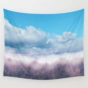 Pastel vibes 43 Wall Tapestry by Viviana Gonzalez