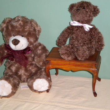 Vintage Brand New Dan Dee and Lindt Teddy Bears