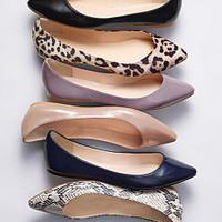 Pointed-toe Flat - VS Collection - Victoria's Secret