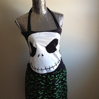 Nightmare Before Christmas Jack Skellington by CANDYPANTSclothing