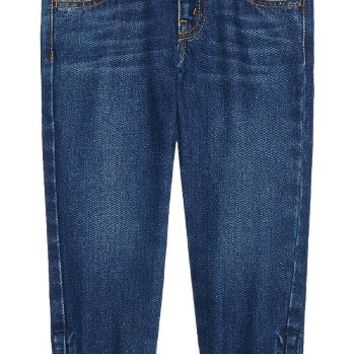 Gucci Cuffed Jeans (Little Girls & Big Girls) | Nordstrom