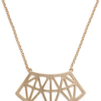 Cut It Out Necklace
