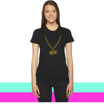 Bling Bling women T-shirt