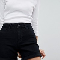 Vero Moda Roll Hem Shorts at asos.com
