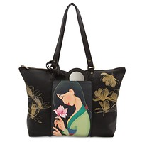 Disney 20th Anniversary Mulan Fashion Bag for Women New with Tags