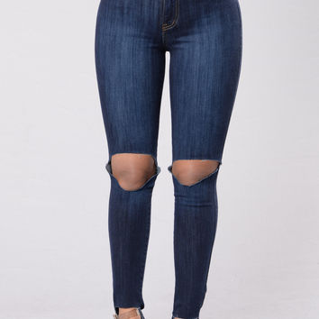 Raw And Real Jeans - Dark