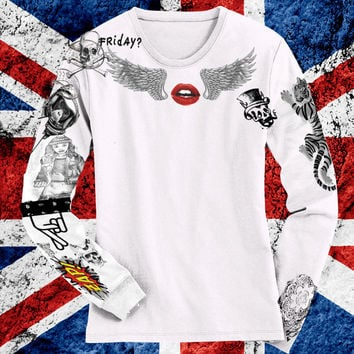 zayn malik tattoo shirt - photo #1