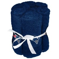 New England Patriots NFL Washcloths (6 Pack)