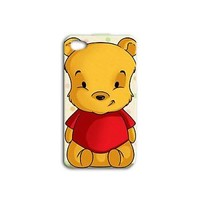 Disney Winnie the Pooh Adorable Cute Phone Case iPhone New Cover Cool