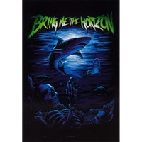 Bring Me The Horizon - Ocean Cemetery Tapestry