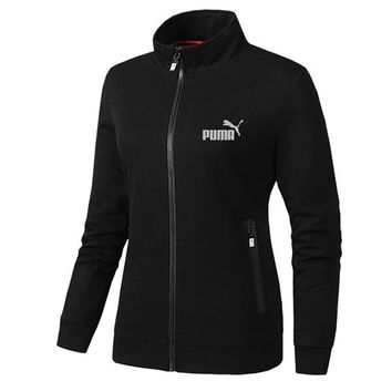 Trendsetter Puma Women Men Cardigan Jacket Coat