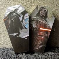 Star Wars Darth Vader Comic Coffin