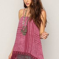 O'Neill Clio Woven Tank Top at PacSun.com