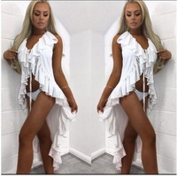 Womens Sexy Stunning Beach Summer Top