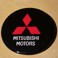 Mitsubishi Motors - Button