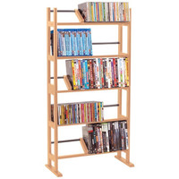 Atlantic Element Cd  Dvd Rack