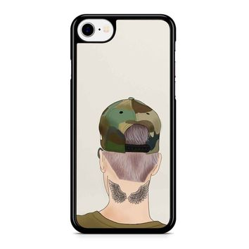 Justin Bieber Drawing Iphone 8 Case