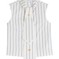 J.W. Anderson - Striped Cotton Blouse