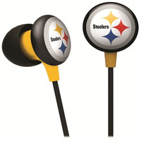 Pittsburgh Steelers IHip Earbuds