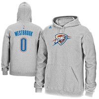 Russell Westbrook - Oklahoma City Thunder  -- Player Hoodie