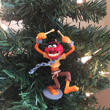 Muppets Christmas Tree Ornament - Animal