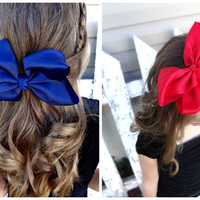 "6"" Ribbon Hair Bows"