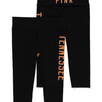 University of Tennessee Crop Yoga Legging
