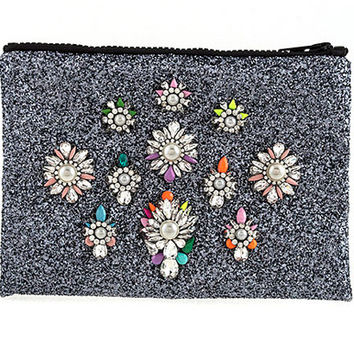 Sugar Clutch Bag