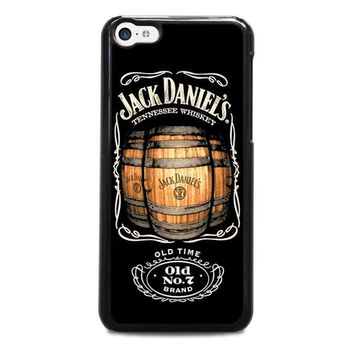 jack daniels iphone 5c case cover  number 1