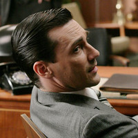 Look the Part   Getting 'Mad Men' Hair