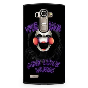Five Nights At Freddy S The Marionette LG G4 Case