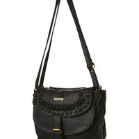 BILLABONG LOVE ME KNOT SHOULDER BAG - BLACK